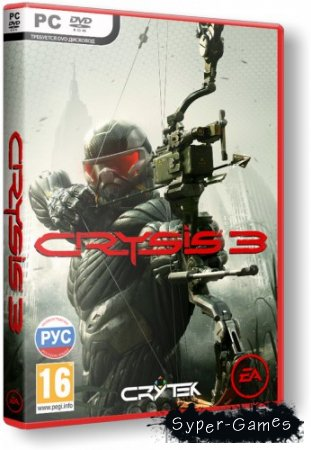 Crysis 3 (2013/RUS/Update v1.1) Repack R.G. Games