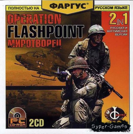 Operation Flashpoint: Peacemaker