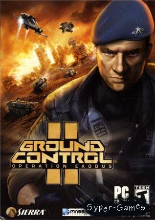Ground Control 2: Operation Exodus (2004/PC/RePack/RUS)