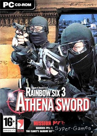 Tom Clancy's Rainbow Six 3: Athena Sword (2004/PC/RePack/RUS)