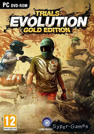 Trials Evolution: Gold Edition (2013/RUS/ENG/BETA)