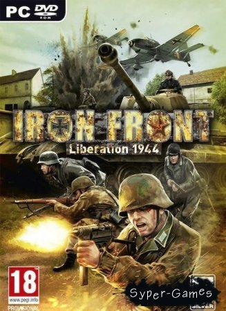 Iron Front: Liberation 1944 + DLC (PC/Русский/Лицензия)