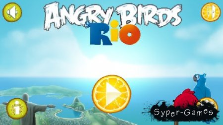 Angry Birds Rio Mod (Symbian 9.4, S^3)