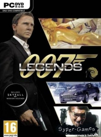 James Bond: 007 Legends (2012/PC/Русский)