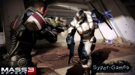 Mass Effect 3: Digital Deluxe Edition(2012/RUS/ENG)
