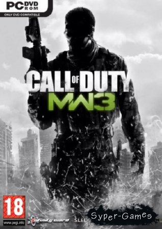 Call Of Duty: Modern Warfare 3 Four Delta One + TeknoGods + Full Collection Paks (2013/Rus/PC) Repack