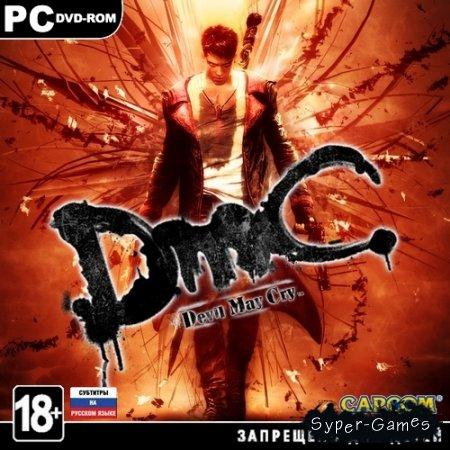 DmC: Devil May Cry *v.1.0u2 + 4 DLC* (2013/RUS/ENG/RePack by Fenixx)