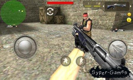 Gun & Strike 3D (Android)