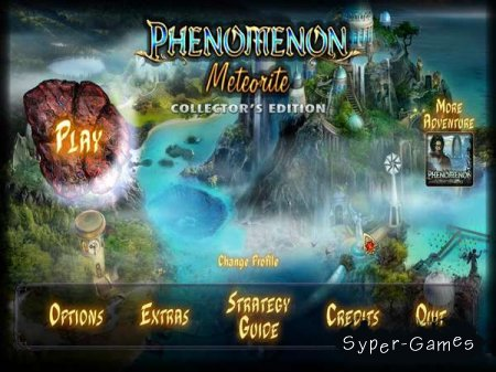 Phenomenon 2: Meteorite Collector's Edition (2013/ENG)