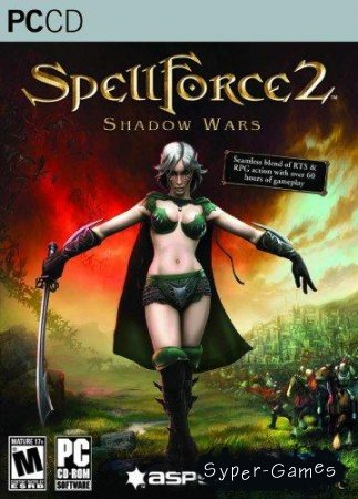 SpellForce 2: Shadow Wars / Войны Тени (RUS/2004/PC)