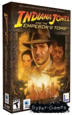 Indiana Jones and the Emperor's Tomb / Индиана Джонс и Гробница императора (2003/RUS/ENG/RePack)