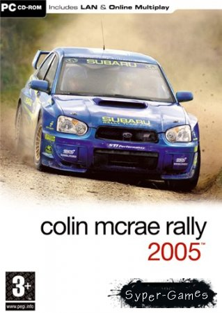 Colin McRae Rally 2005 (2004/PC/RUS)