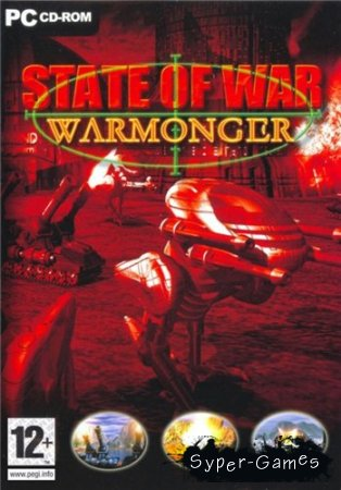 State of War: Warmonger (2004/PC/RUS)