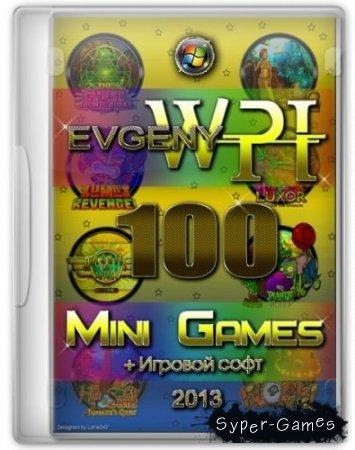 EVGENY WPI 100 MINIGAMES (2013/RUS)