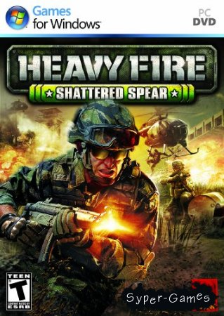 Heavy Fire Shattered Spear (ENG/2013/Repack by Freeleech/PC)