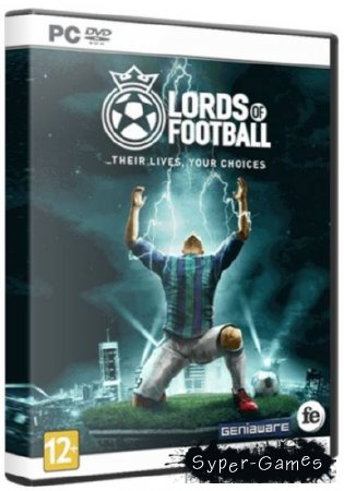 Lords of Football (2013/RUS/ENG/RePack �� =�����=)