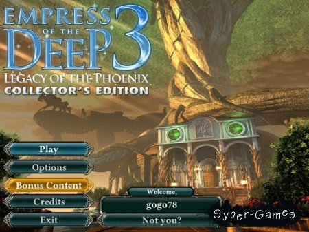 Empress of the Deep 3: Legacy of the Phoenix Collector's Edition (2013/Eng)