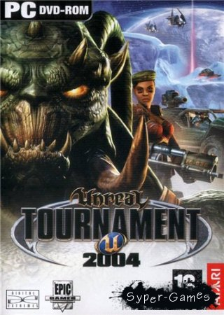 Unreal Tournament 2004 Ludicrous Edition (2004/PC/RePack/RUS)