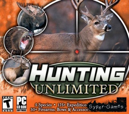 Hunting Unlimited (2001/PC/RUS)