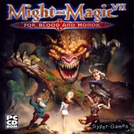 Might and Magic 6 + Might and Magic 7 + DLC (PC/Русский)