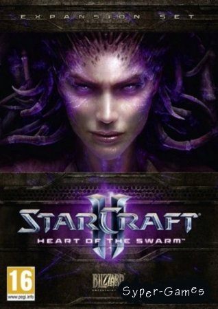 StarCraft 2: Heart of the Swarm (2013/Русский/PC)