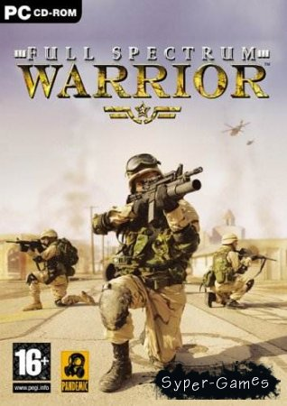 Full Spectrum Warrior (2005/PC/RUS)