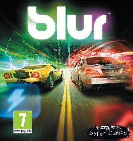 Blur + DLC (Русский/Repack)