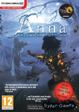 Anna Extended Edition (2013/RUS/ENG/Repack от R.G Repacker's)