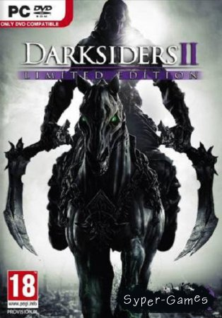 Darksiders II: Death Lives - Limited Edition + DLC (PC/Русский)