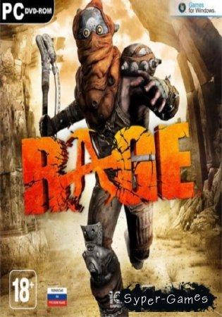 Rage: Anarchy Edition v.1.0.34.2015 + 3 DLC (2011/RUS/Rip от R.G. REVOLUTiON)