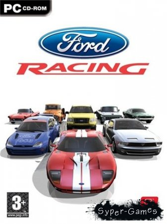 Ford Racing (2001/PC/RePack/RUS)