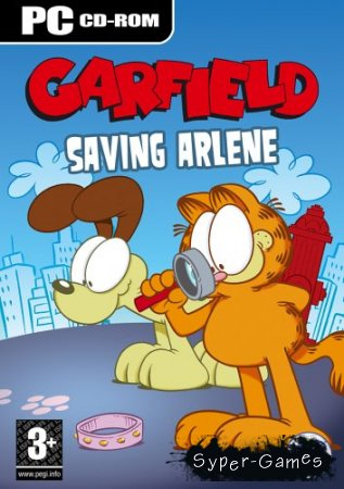 Garfield: Saving Arlene (2005/PC/RUS)