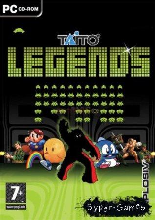 Taito Legends (2005/PC/RUS)