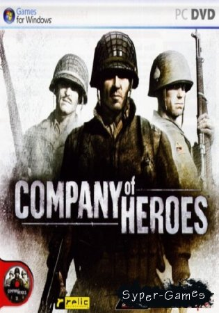 Company of Heroes. Anthology v.2.7 (2009/RUS/ENG/RePack by R.G. Catalyst)