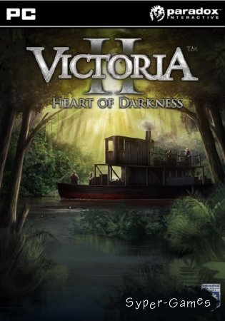 Victoria 2: Heart of Darkness (2013/RUS/ENG/RePack от Heather)