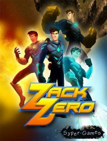 Zack Zero (Crocodile Entertainment) (2013/ENG/L)