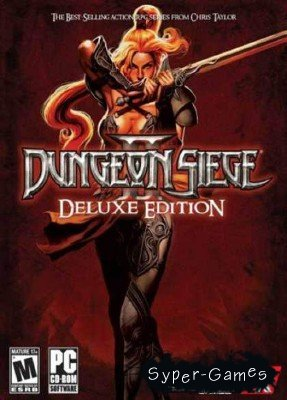 Dungeon Siege II + Dungeon Siege II: Broken World (2005-2006/RePack/RUS)