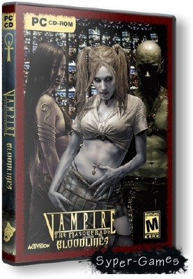 Vampire: The Masquerade — Bloodlines (2004/RePack/RUS)