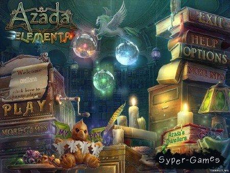 Азада 4: Элементали / Azada 4: Elementa CE / Не официальное издание (2013 / RUS)