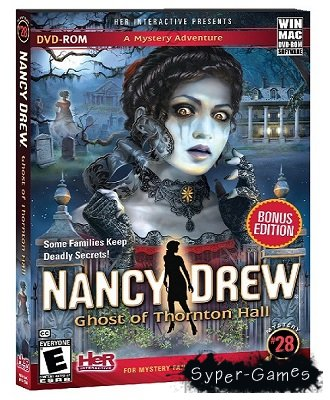 Nancy Drew 28: Ghost of Thornton Hall (2013/ENG)