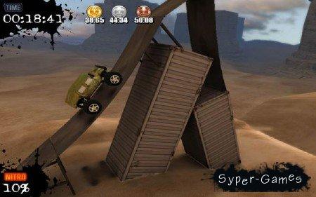 Monster Truck Challenge Portable
