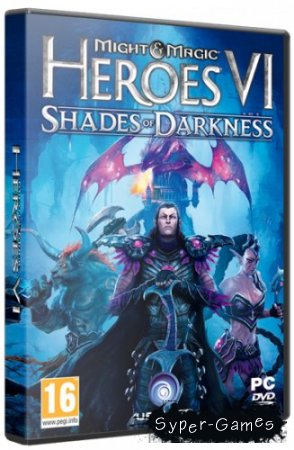 Герои 6 - Грани Тьмы / Heroes VI - Shades of Darkness (2013/RUS/L)