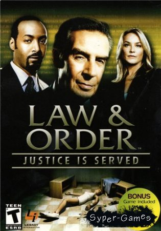 Law & Order: Justice Is Served (2005/PC/RUS)