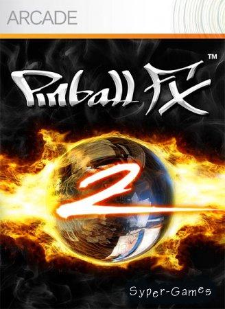 Pinball FX 2 + 6DLC (2013/ENG)
