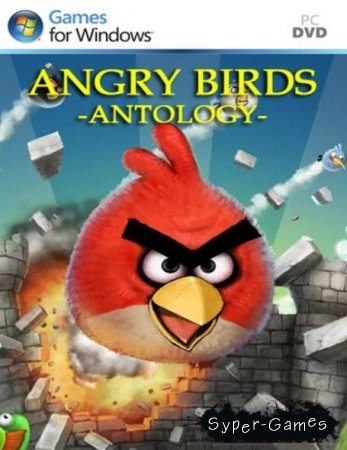 Angry Birds anthology DLC (Русский)