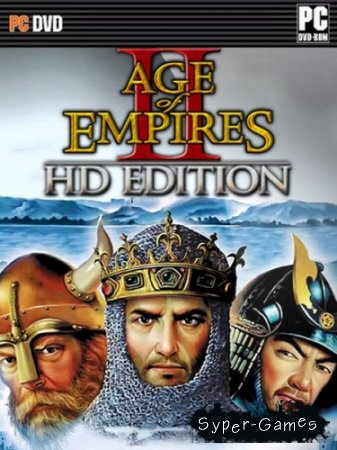 Age of Empires II: HD Edition v.2.3 (2013/RUS/ENG) RePack от R.G. Механики
