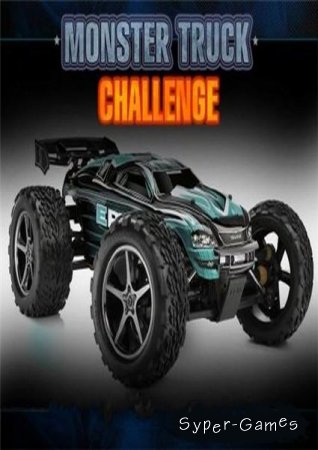Monster Truck Challenge Portable