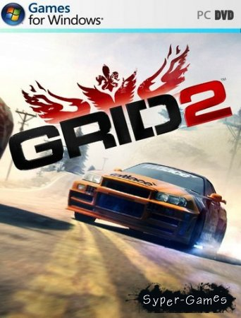 GRID 2 (Codemasters) (2013/ENG/Multi8) [PreLoad/Steam-Rip от R.G. GameWorks]