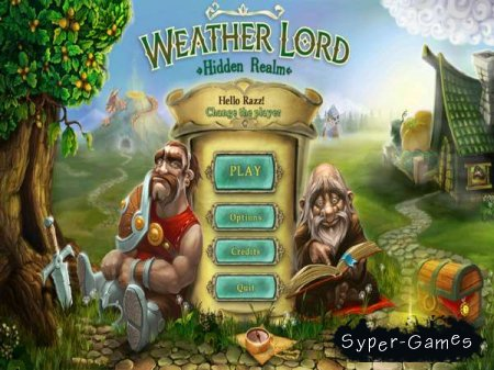Weather Lord 2: Hidden Realm (2013/ENG)