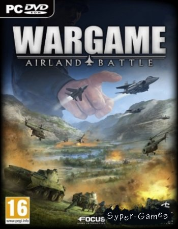 Wargame: Airland Battle v.1.0.0.1 (2013/RUS/ENG) RePack by R.G. Repacker's